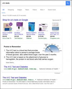 a1c-google-search